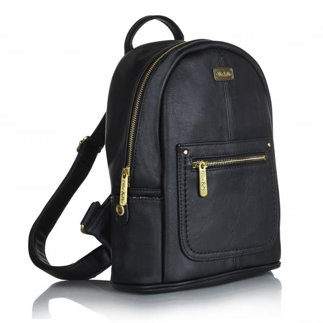 Ollie & Nic Annie Backpack Black