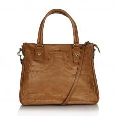 Ollie & Nic Cora Tote Handbag Tan