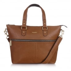 Ollie & Nic Duke Day Tote Tan