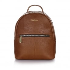 Ollie & Nic Duke Mini Backpack Tan