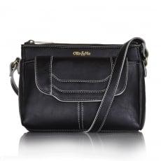 Ollie & Nic Erin Across Body Handbag Black