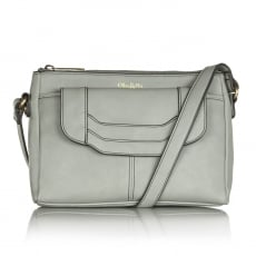 Ollie & Nic Erin Across Body Handbag Grey