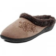 Padders Anika 443 Ee Fit Camel Slippers