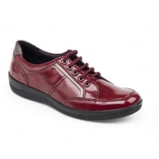 Padders Atom 240 - E Fit Red Shoes