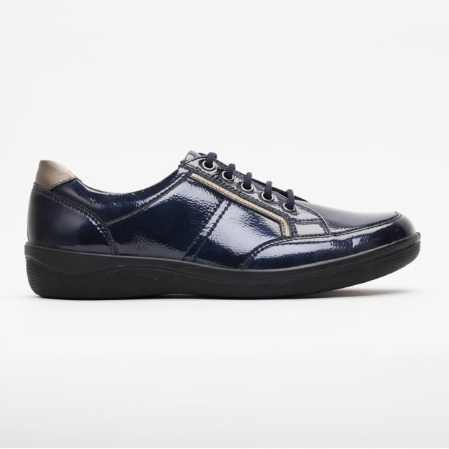 Padders Atom Navy/Teal Shoes