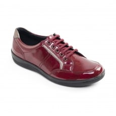 Padders Atom Red Shoes