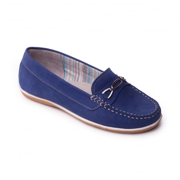Padders Brighton Royal Blue Shoes