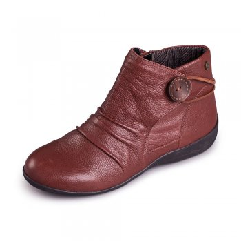 Padders Carnaby 520 - Ee Fit Tan Boots