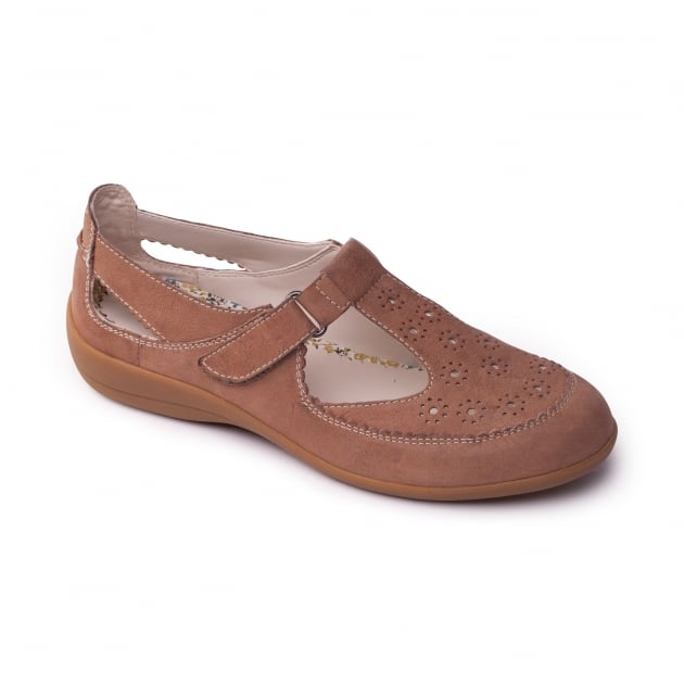 Padders Daisy Beige Shoes