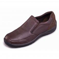 Padders Dalton P116 Dark Brown Shoes