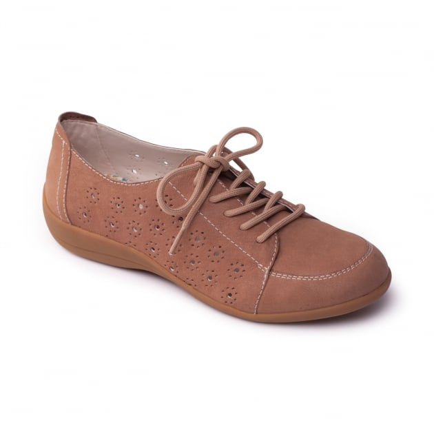 Padders Darcy Beige Shoes