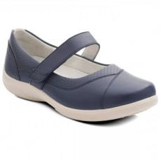 Padders Denise 865 Navy Shoes