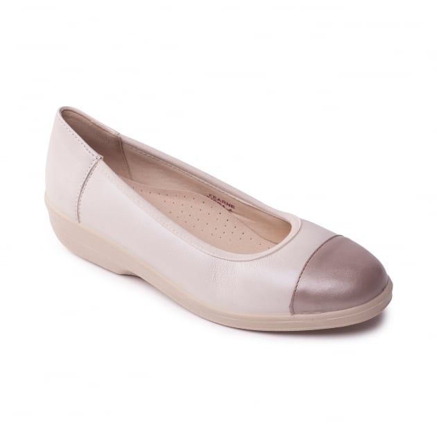 Padders Fearne Metallic Shoes