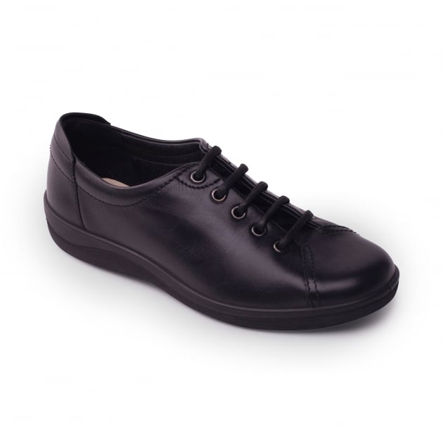 Padders Galaxy 2 Black Shoes