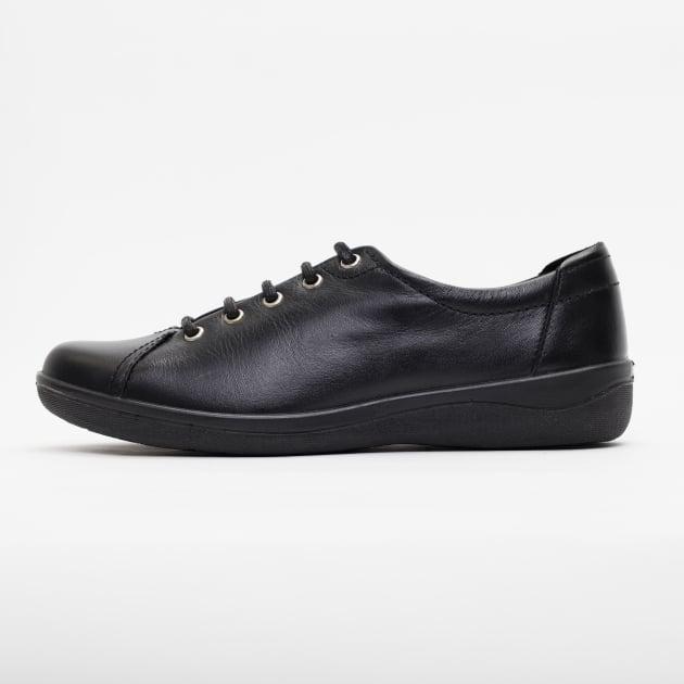 Padders Galaxy 2 Black Shoes