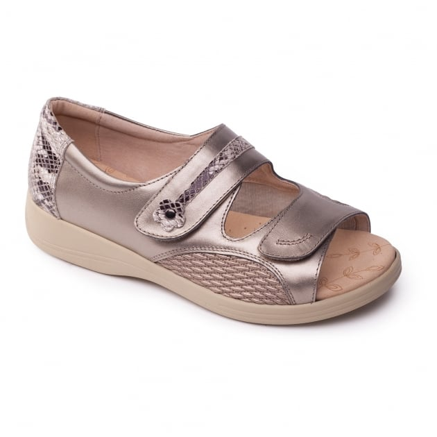 Padders Grace 723 Metallic Shoes