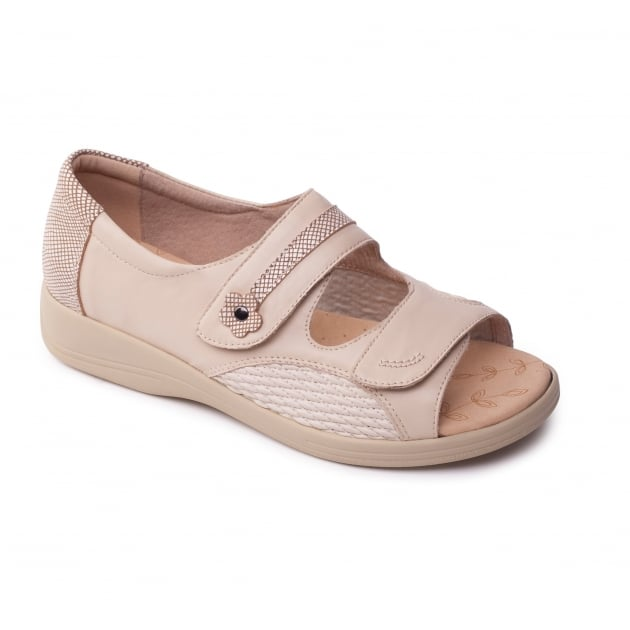 Padders Grace 723 Oyster Shoes