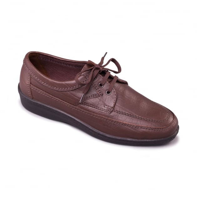 Padders Griff 607 G Fit Brown Wide Fit