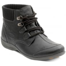 Padders Holly 038 Black Boots