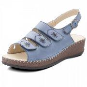 Padders Honey 760  Blue Shoes