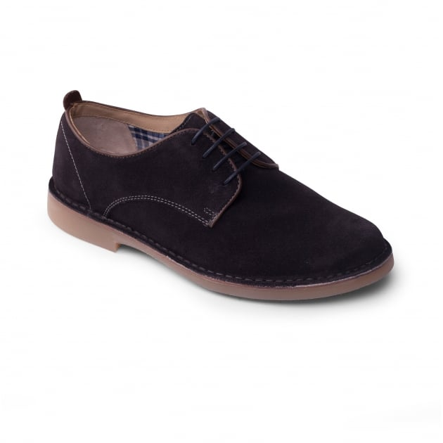Padders Jamie Navy Shoes