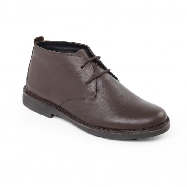 Padders Joe Dark Brown Boots