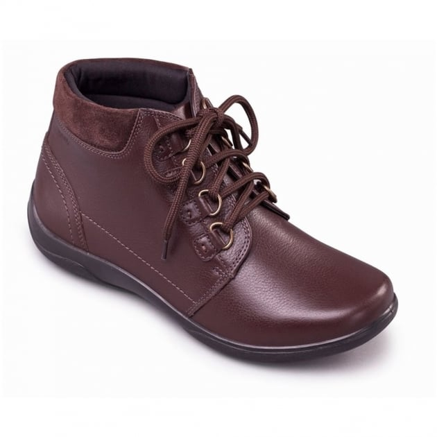 Padders Journey 849 - Eee/Eeee Fit Brown Boots