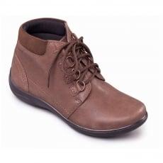 Padders Journey 849 - Eee/Eeee Fit Taupe Boots