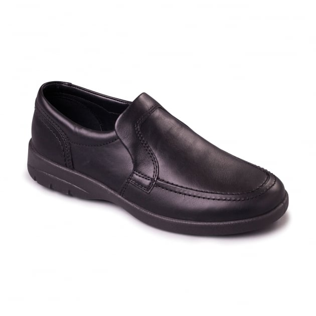 Padders Leo 614 Black Shoes