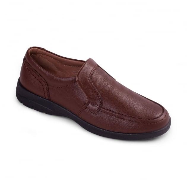 Padders Leo 614 Tan Shoes