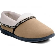 Padders Mellow 460 Ee Fit Camel Slippers