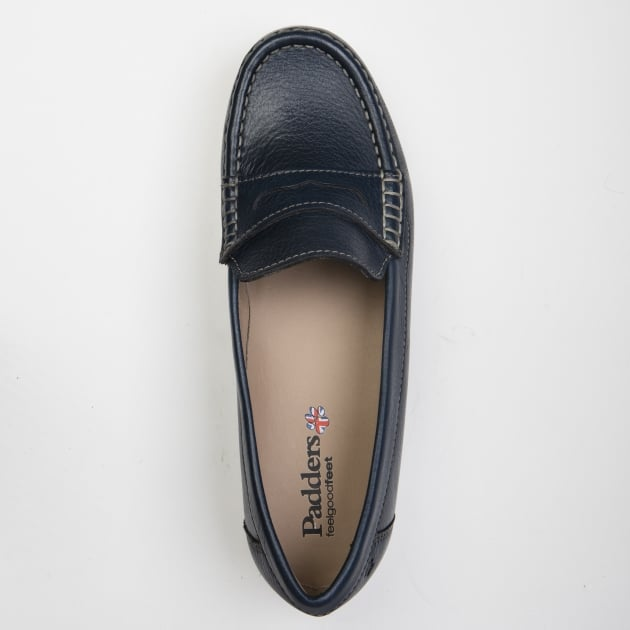 Padders Nola Navy Shoes