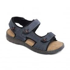 Padders Ocean Navy Sandals
