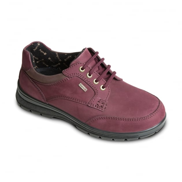 Padders Peak 950 - Ee/Eee Fit Burgundy Shoes