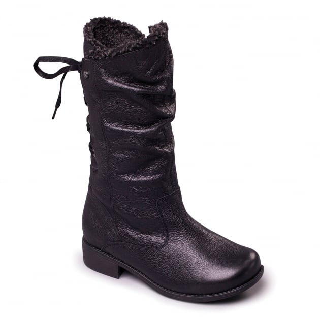 Padders Piper 540 - Eee Fit Black Boots