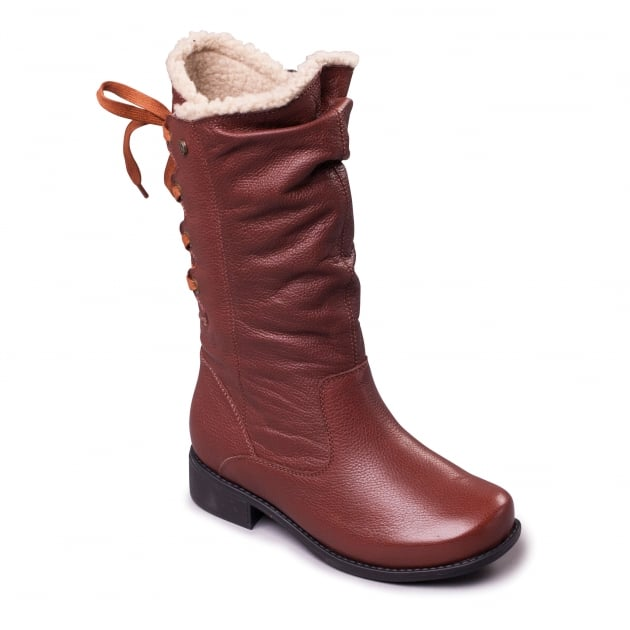 Padders Piper 540 - Eee Fit Tan Boots