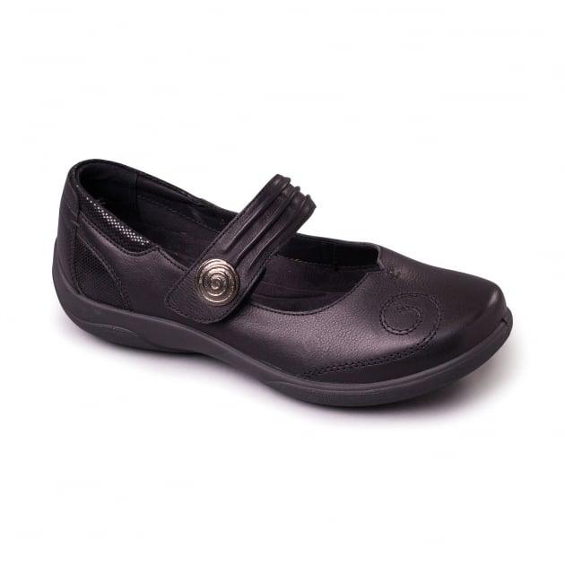 Padders Poem Black Shoes