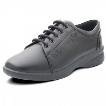 Padders Refresh 2 638 Black Shoes