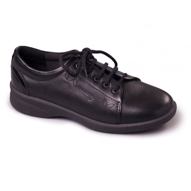 Padders Refresh 2 638N Black Combination Shoes