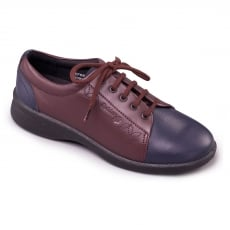 Padders Refresh 2 638N Navy/Bordeaux Shoes