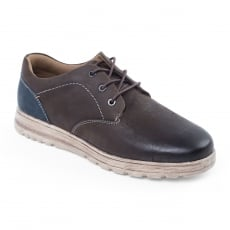 Padders Regain Brown Combination Shoes