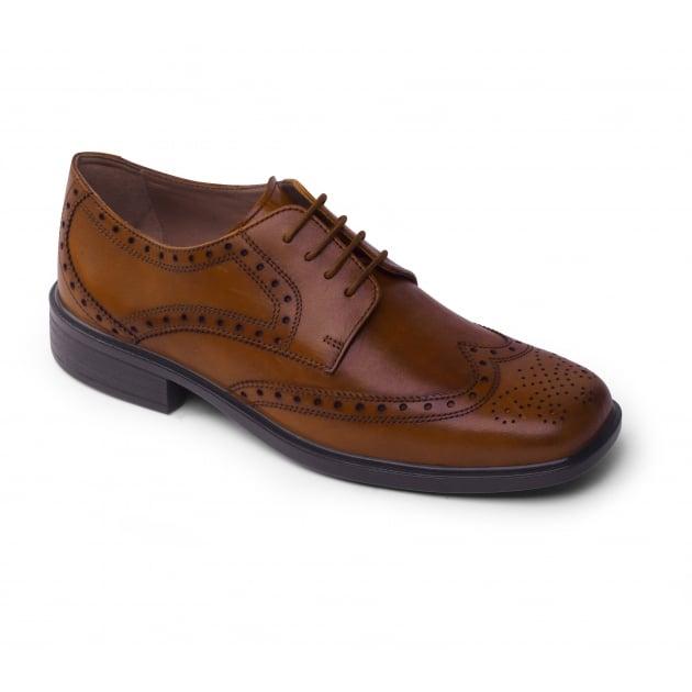 Padders Reid Light Tan Shoes