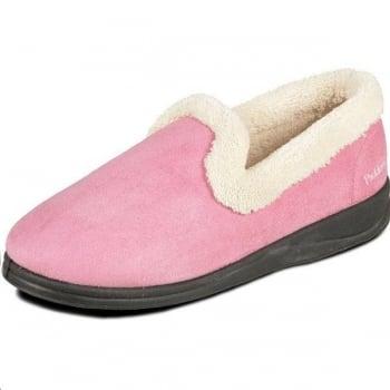 Padders Repose Pink Slippers