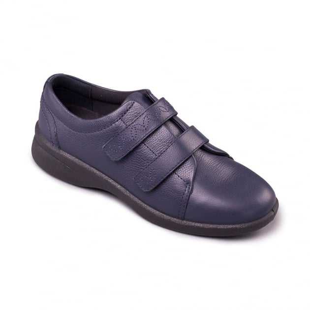 Padders Revive 2 639N Navy Shoes
