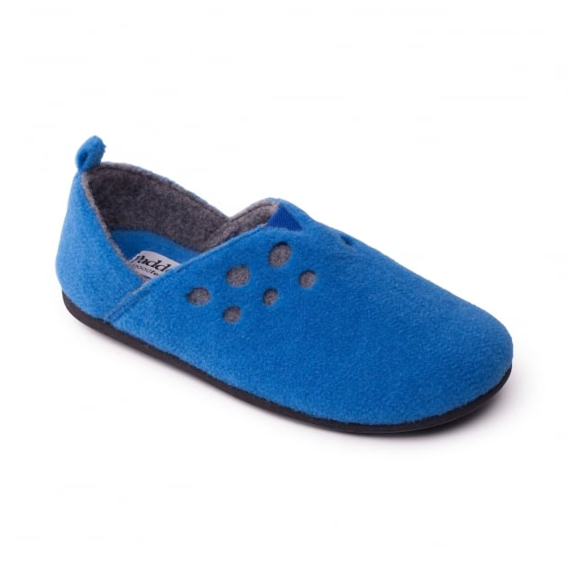 Padders Riva 4010 Denim Slippers