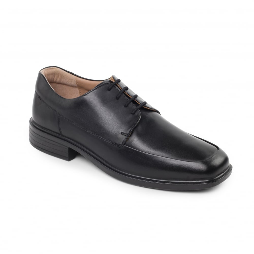 padders s black polished shoes free returns at
