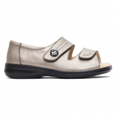 Padders Shore 3 Pewter Grey Sandals