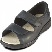 Padders Shore 725 Navy Wide Fit