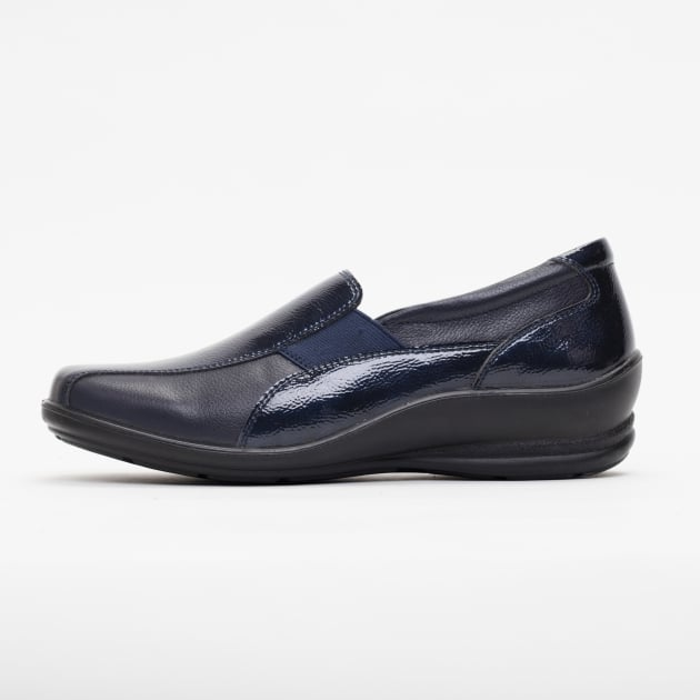 Padders Skye Navy/Combi Shoes