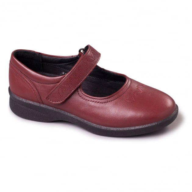 Padders Sprite 2 633N  Cherry Shoes